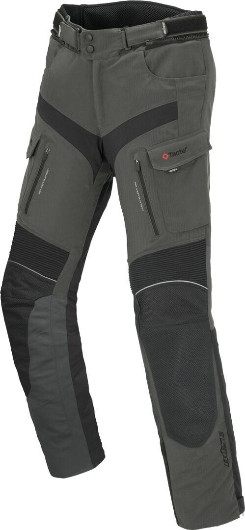 Büse Porto Pantalon textile de moto Noir Gris taille : 28
