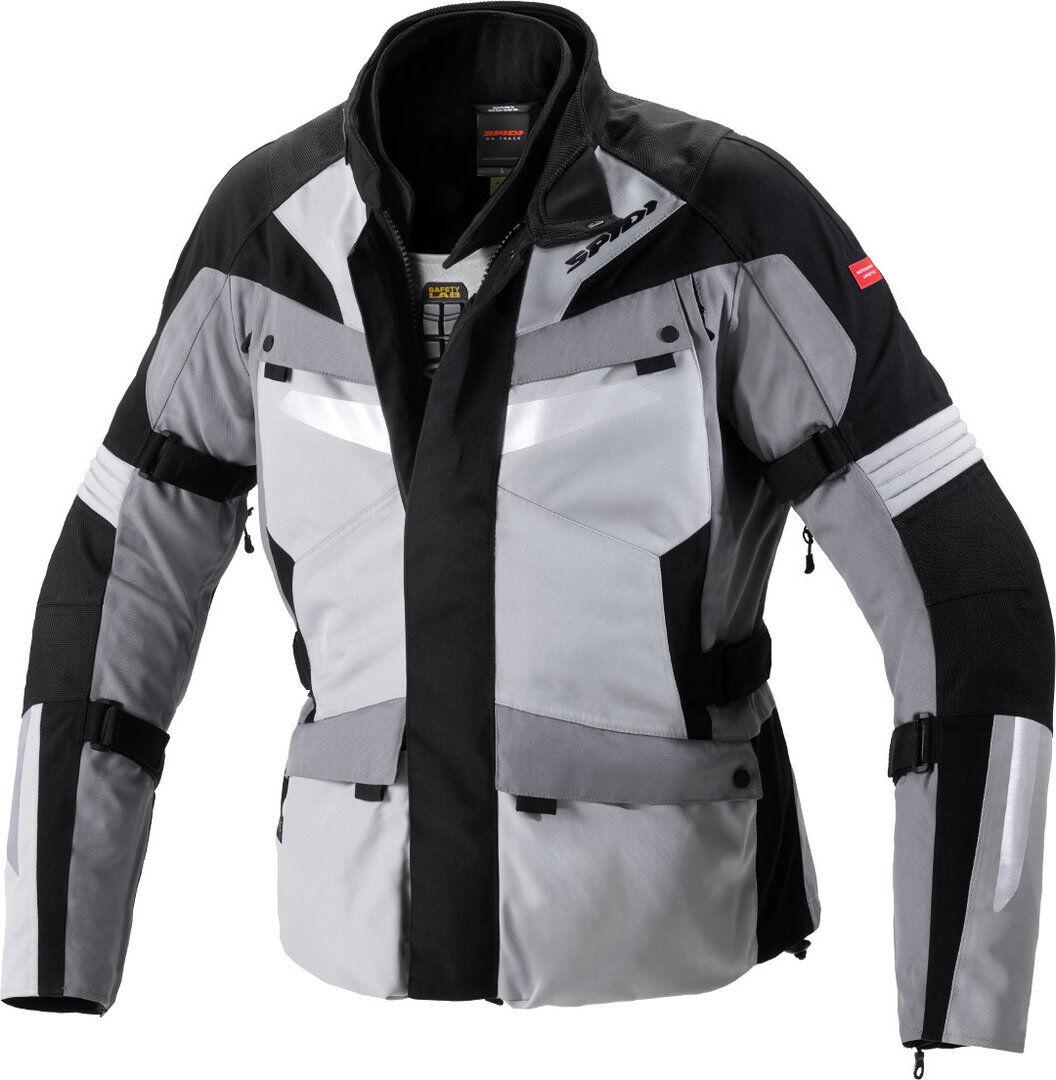 Spidi Alpentrophy H2Out Veste Textile moto Noir Gris taille : 3XL