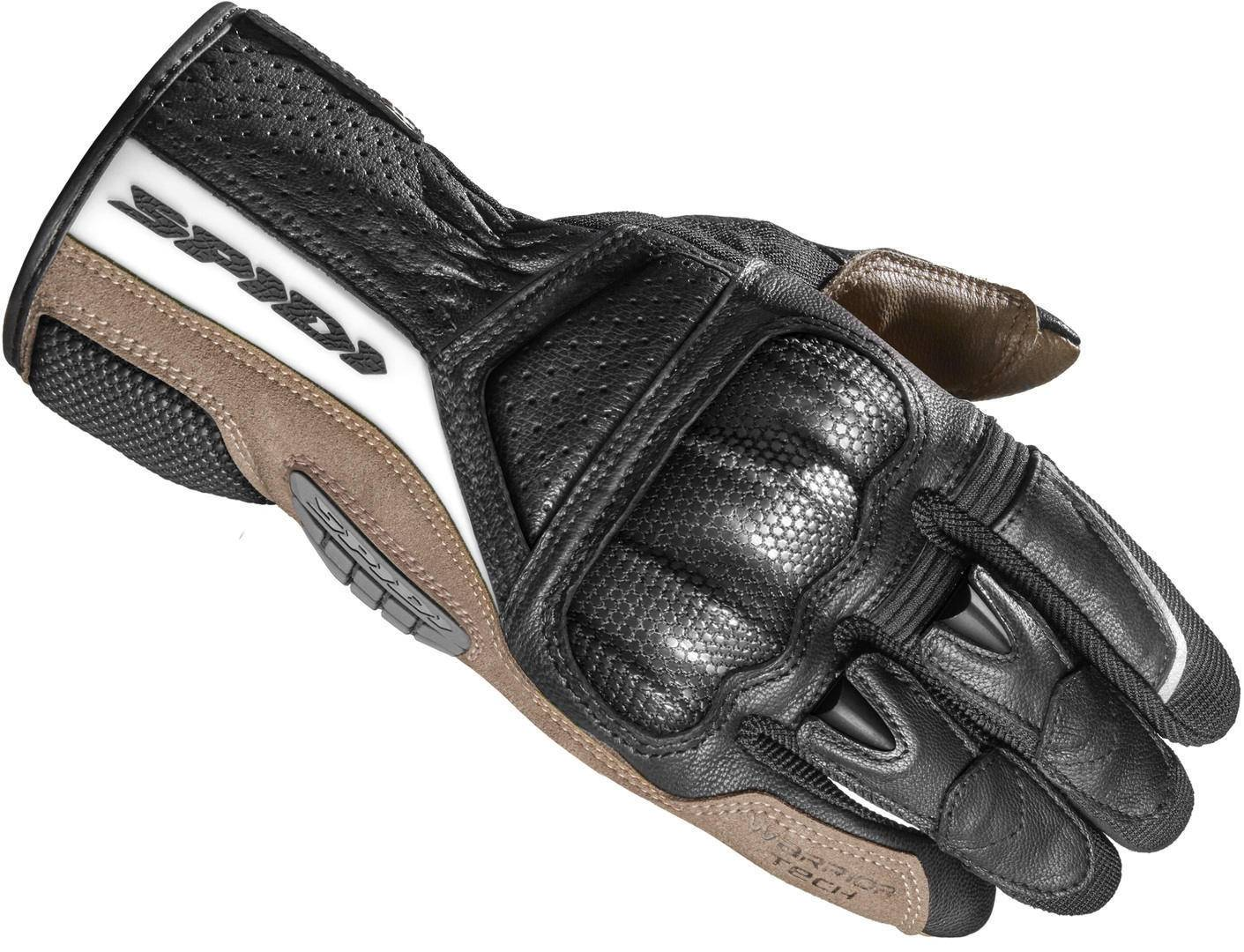 Spidi TX-Pro Gants de moto Noir Blanc taille : XL
