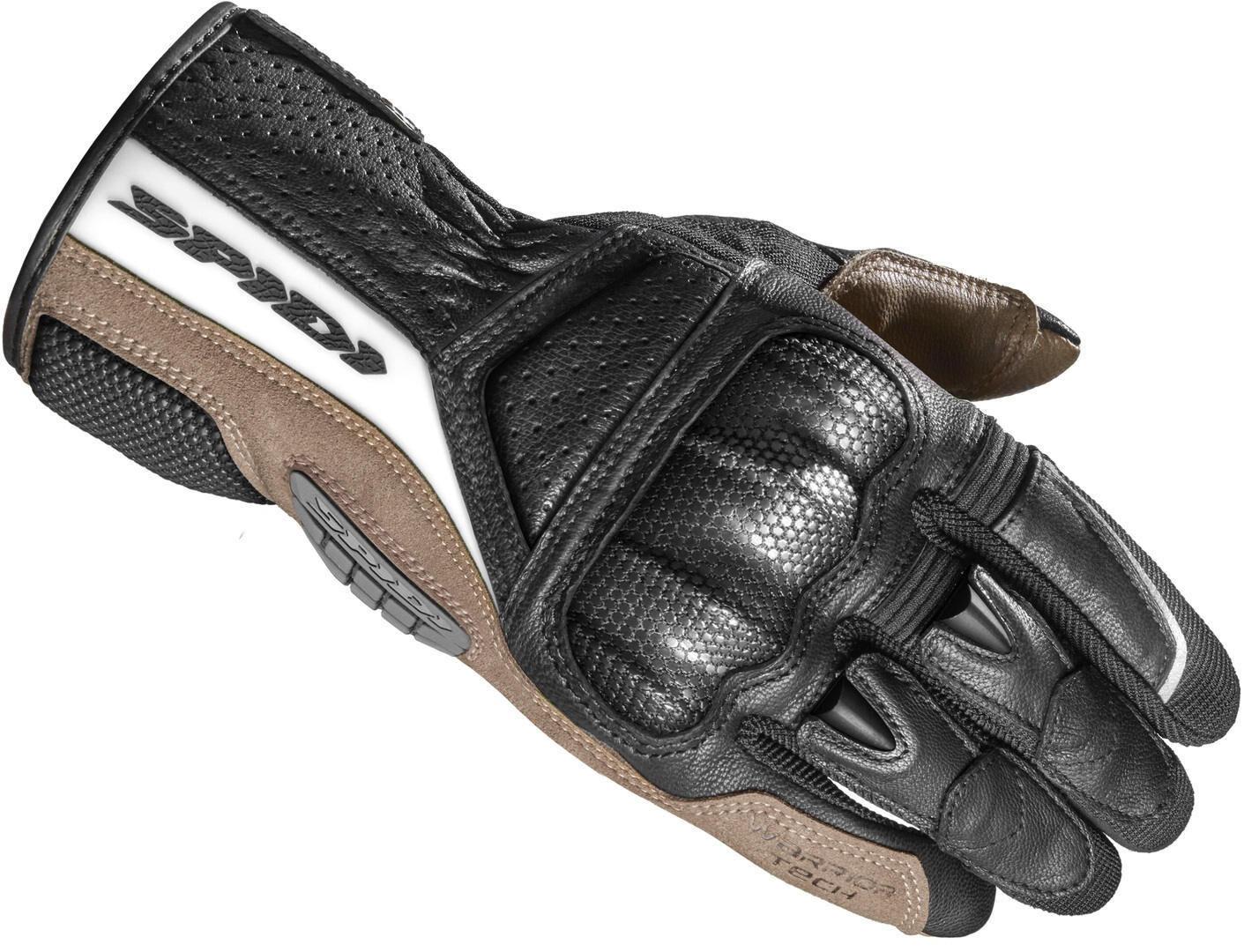 Spidi TX-Pro Gants de moto Noir Blanc taille : L
