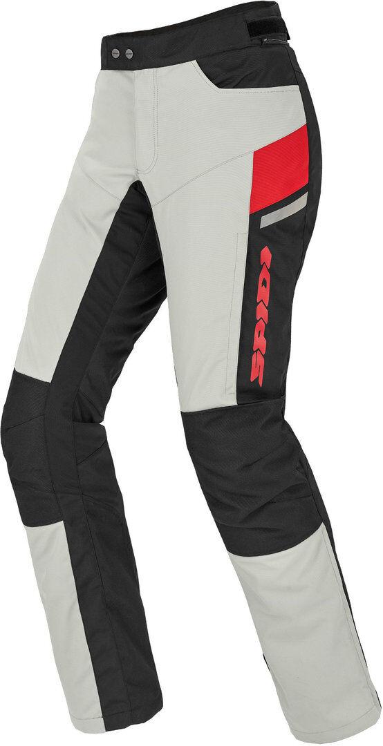 Spidi Voyager H2Out Pantalon de moto Textil Noir Gris taille : L