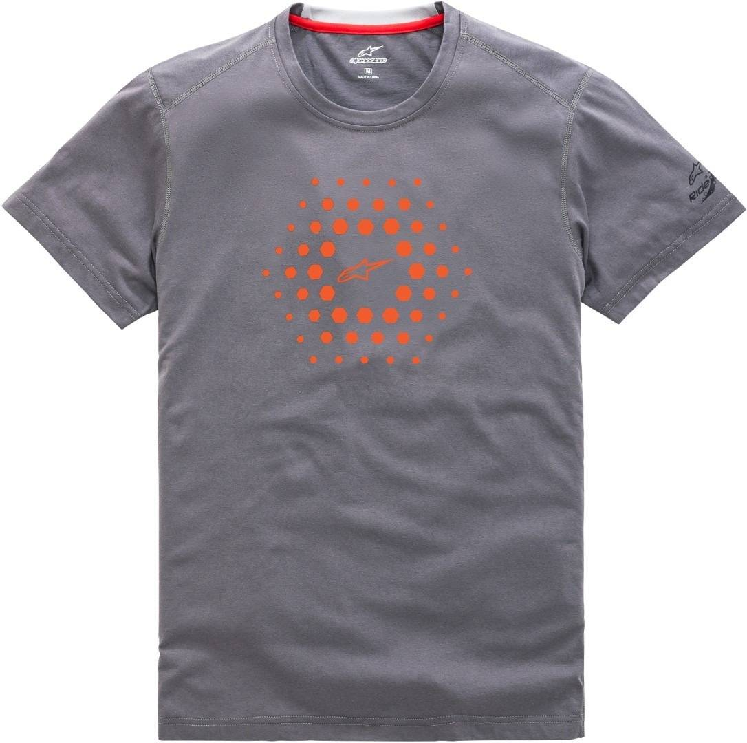 Alpinestars Burst Ride Dry T-Shirt Gris taille : XL