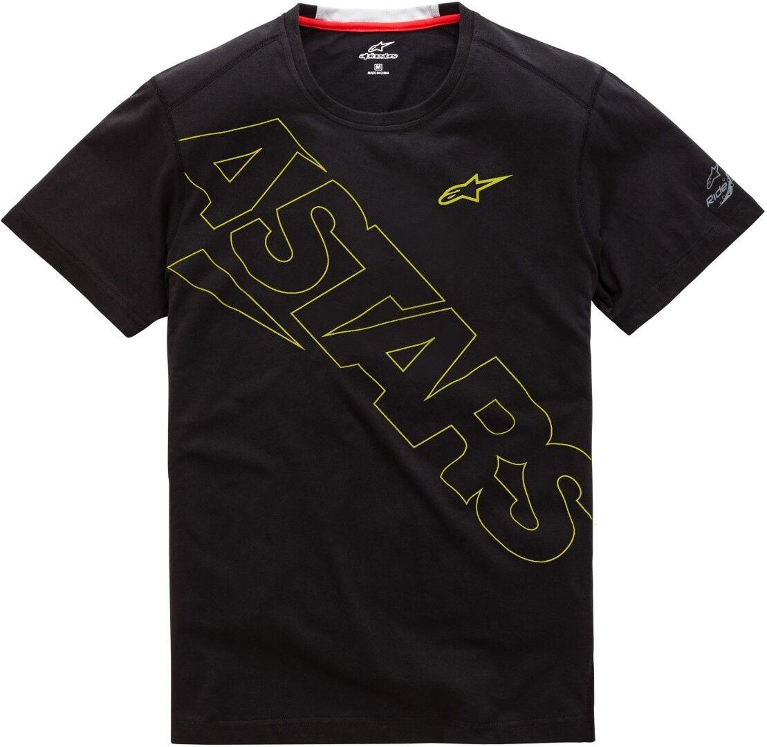 Alpinestars Pampalona Ride Dry T-Shirt Noir taille : L