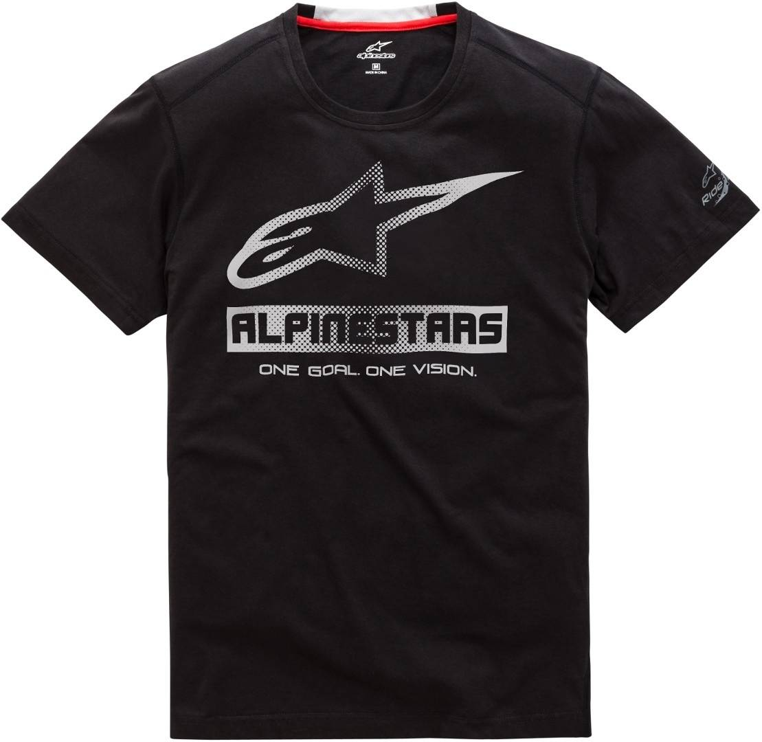 Alpinestars Source Ride Dry T-Shirt Noir taille : S