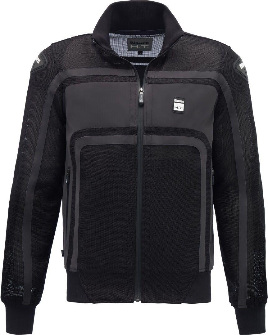 Blauer Easy Rider Air Veste textile moto Noir Gris taille : 2XL