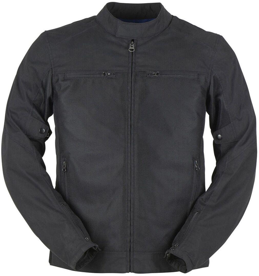 Furygan TX Vince Vented Veste textile moto Noir taille : XL