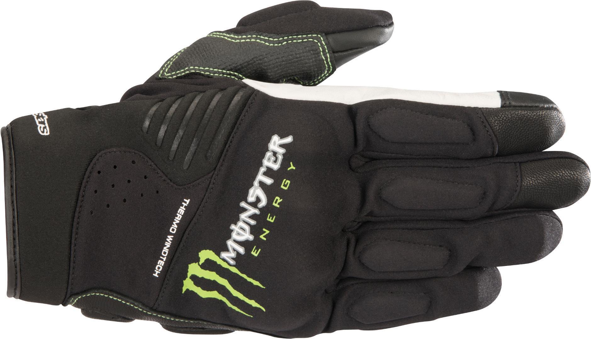 Alpinestars Monster Force Gants de moto Noir Vert taille : 3XL