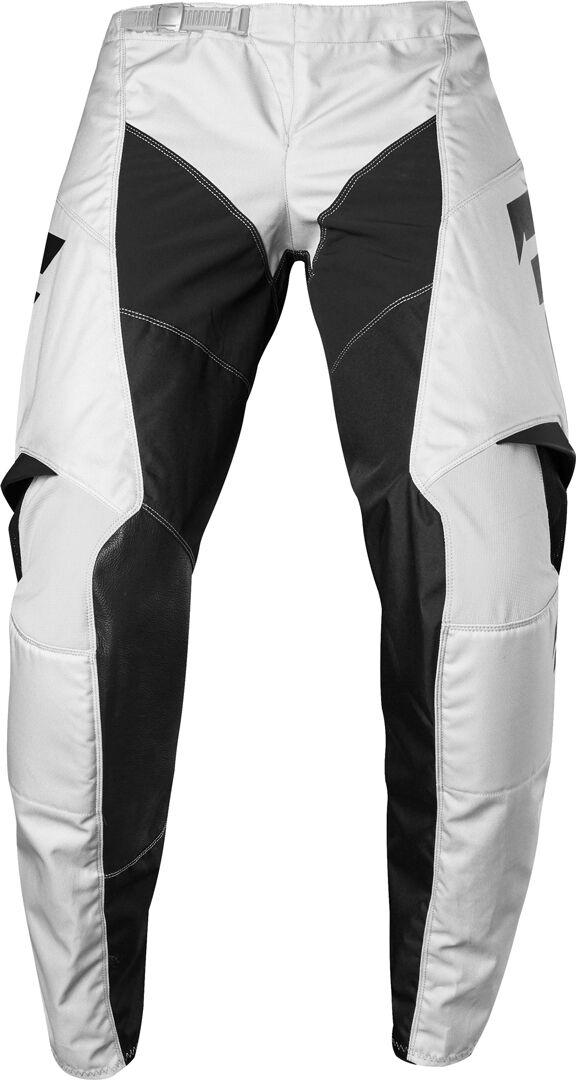 Shift Whit3 Label Syndicate Pantalon Motocross Gris taille : 28
