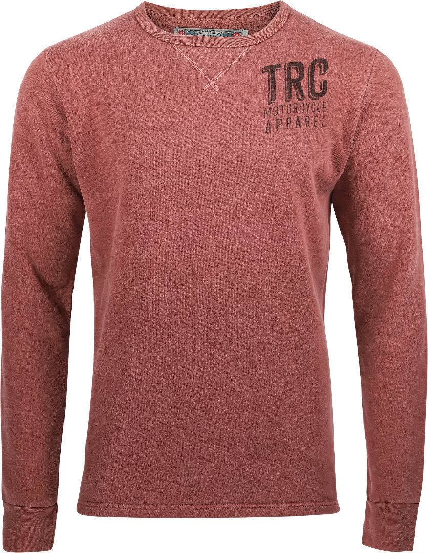 Rokker Speed Crew sweat Rouge taille : M