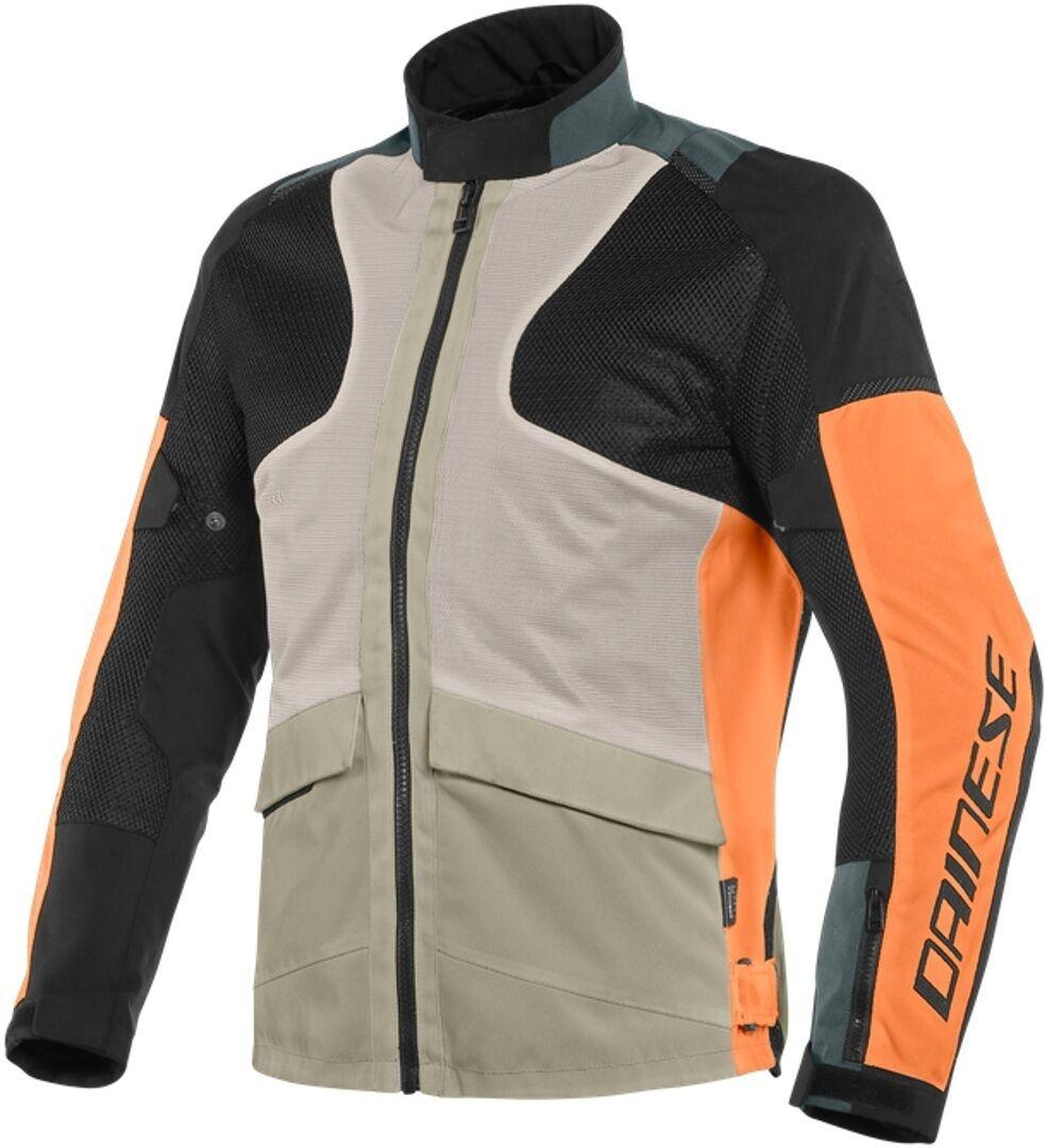 Dainese Air Tourer Veste textile de moto Noir Orange taille : 62