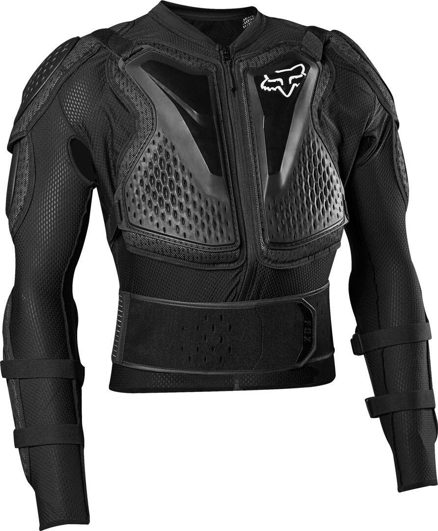 FOX Titan Sport Veste Protecteur Noir taille : XL