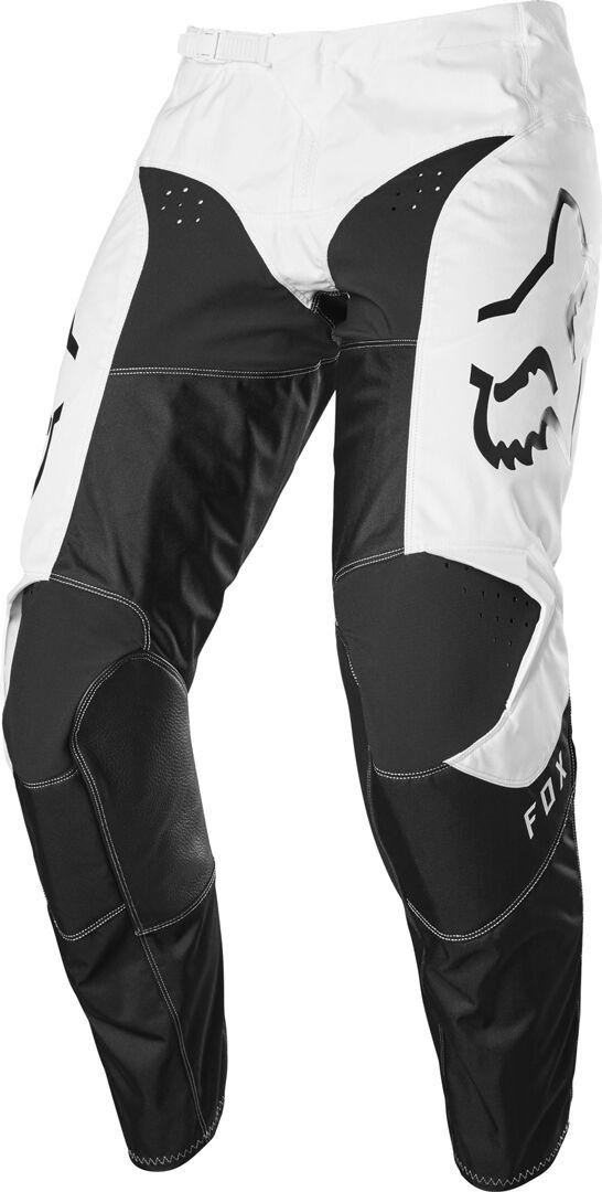 FOX 180 Prix Pantalon Motocross Noir Blanc taille : 34
