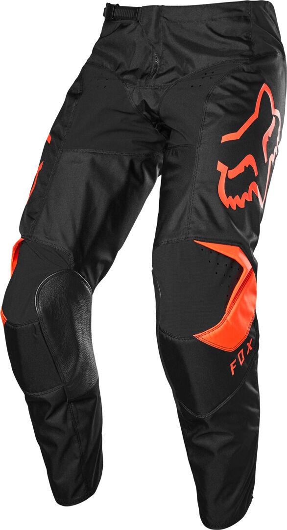 FOX 180 Prix Pantalon Motocross Noir Rouge taille : 36
