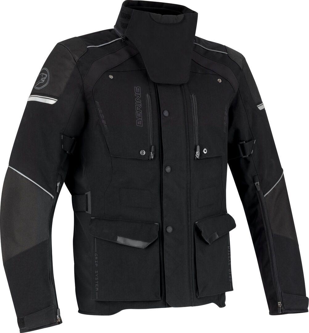 Bering Bonko Veste textile de moto Noir taille : 4XL