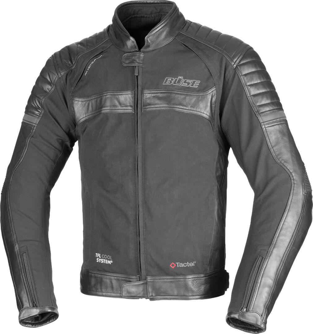 Büse Ferno Veste textile de moto Noir taille : 29