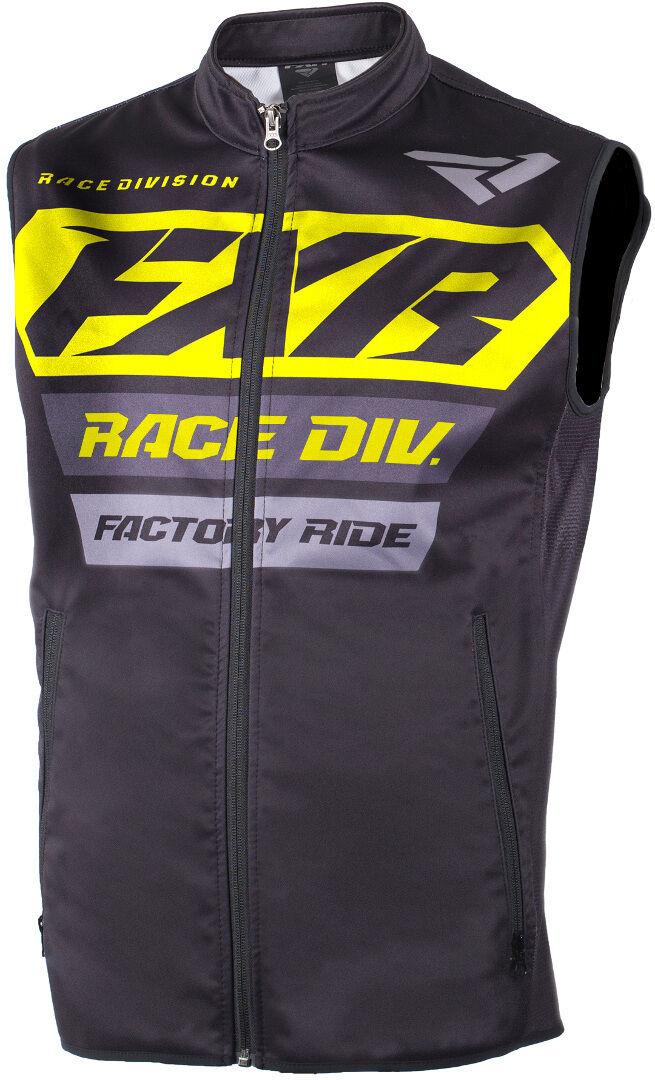 FXR Off-Road Veste Motocross Noir Jaune taille : M