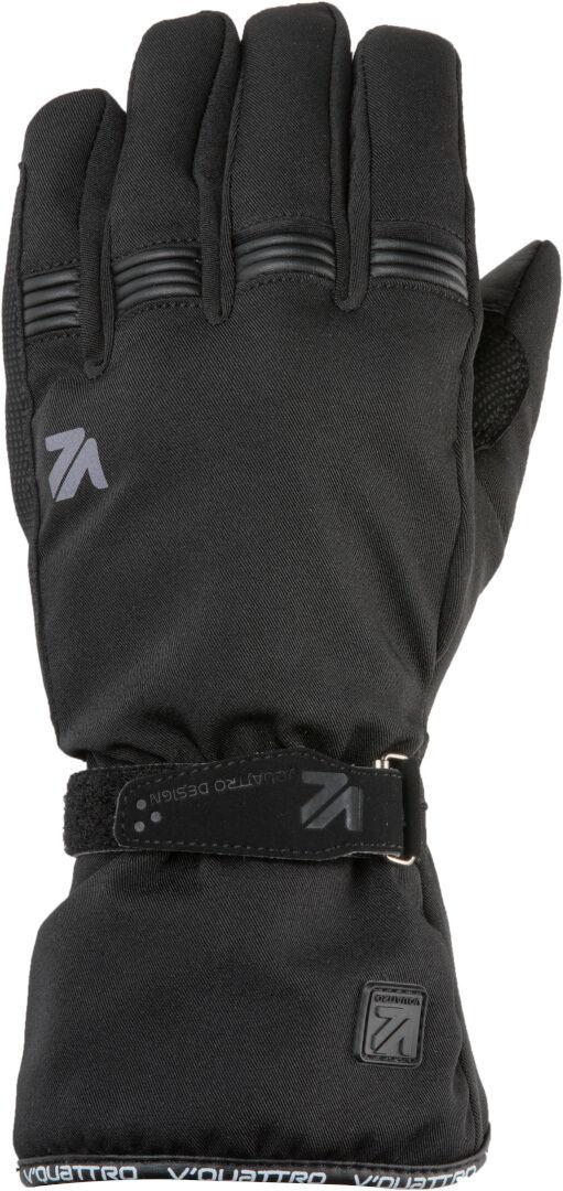 VQuattro Core 18 Gants de moto Noir taille : L