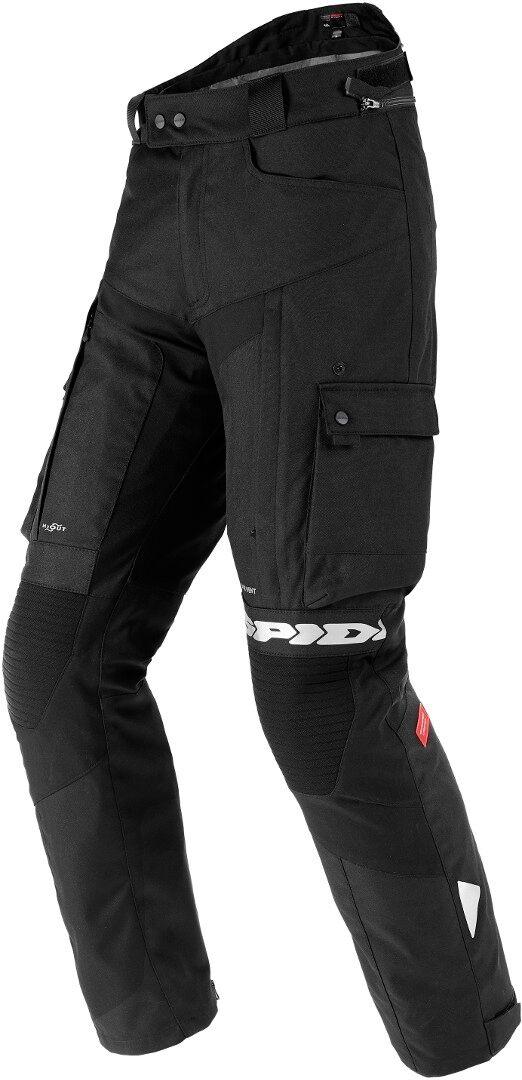 Spidi H2Out Allroad Pantalon textile de moto Noir taille : 3XL