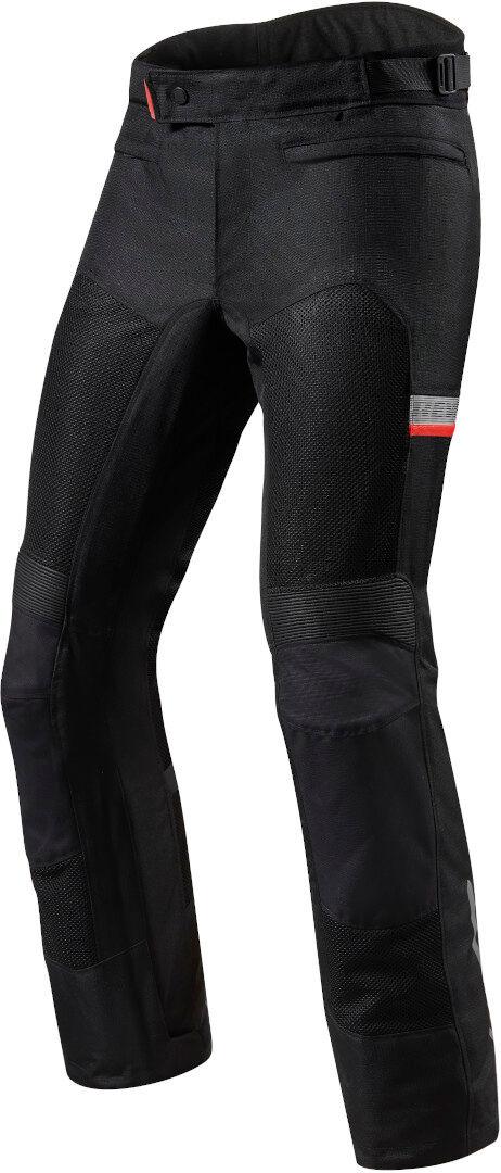 Revit Tornado 3 Pantalon textile de moto Noir taille : L