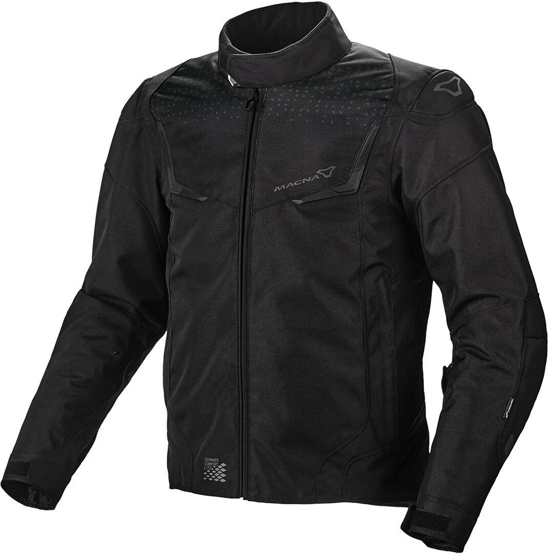 Macna Durago Veste textile de moto Noir taille : 2XL