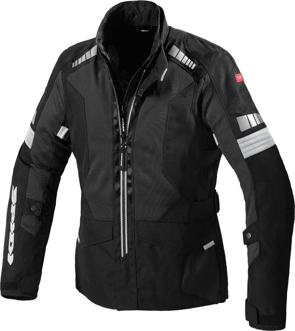 Spidi Terranet Veste textile de moto Noir taille : L