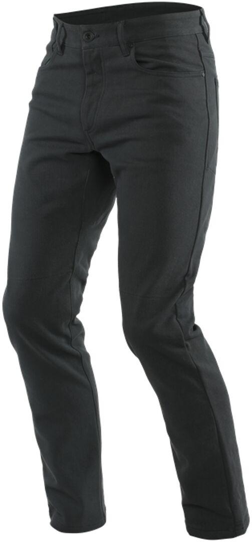 Dainese Casual Slim Pantalon textile de moto Noir taille : 29
