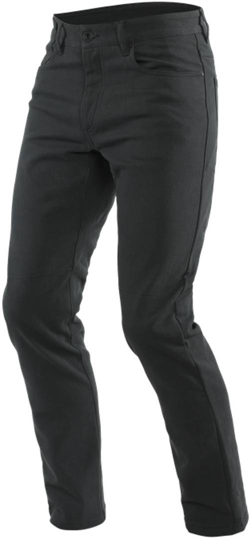 Dainese Casual Slim Pantalon textile de moto Noir taille : 28