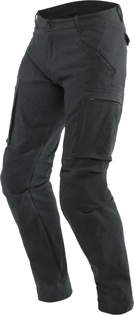 Dainese Combat Pantalon textile de moto Noir taille : 29