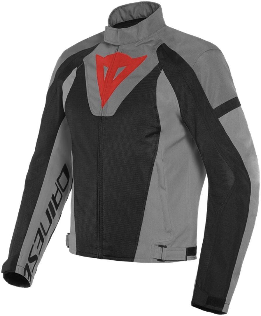 Dainese Levante Air Tex Veste textile moto Noir Gris taille : 46