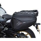 Oxford P60R Sacoche de selle moto Noir 51-60l