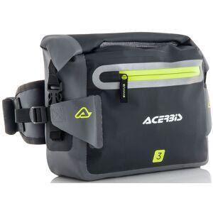 Acerbis No Water 3L Pack Waist Noir Gris taille : 0-5l - Publicité