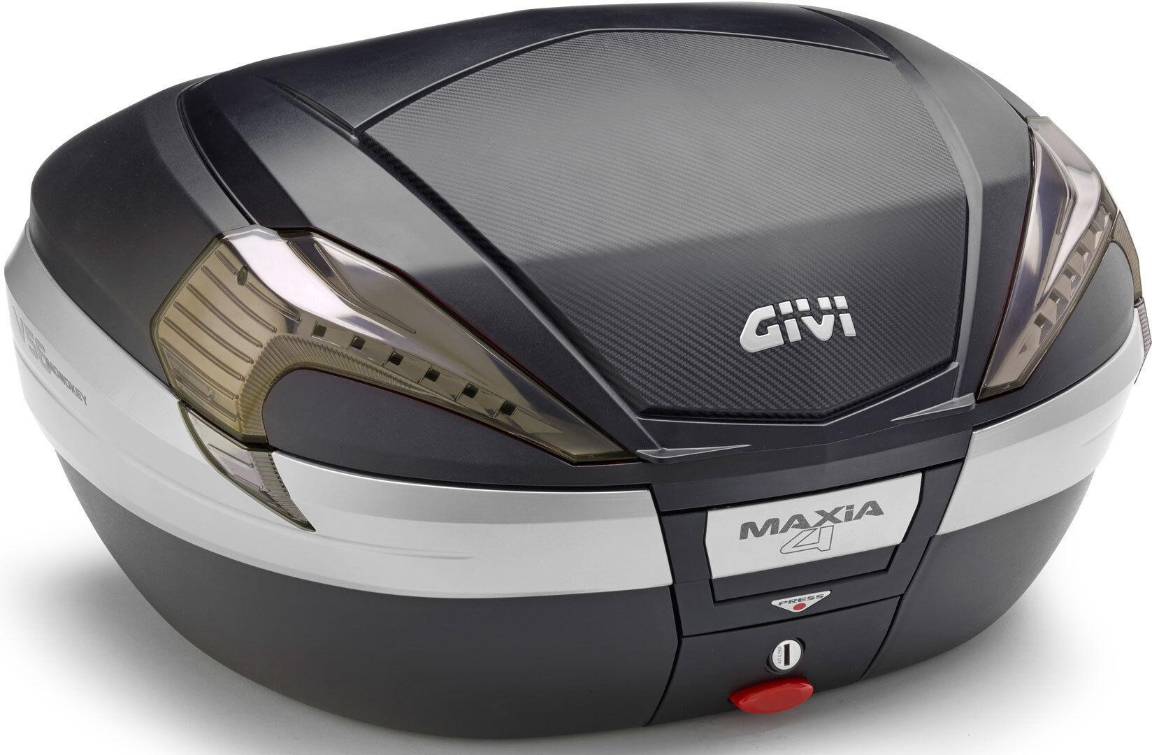 GIVI Monokey® V56 Maxia 4 Top case noir gaufré Noir unique taille