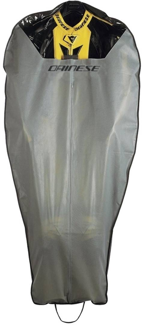Dainese Leather Suit Couverture Noir Gris unique taille