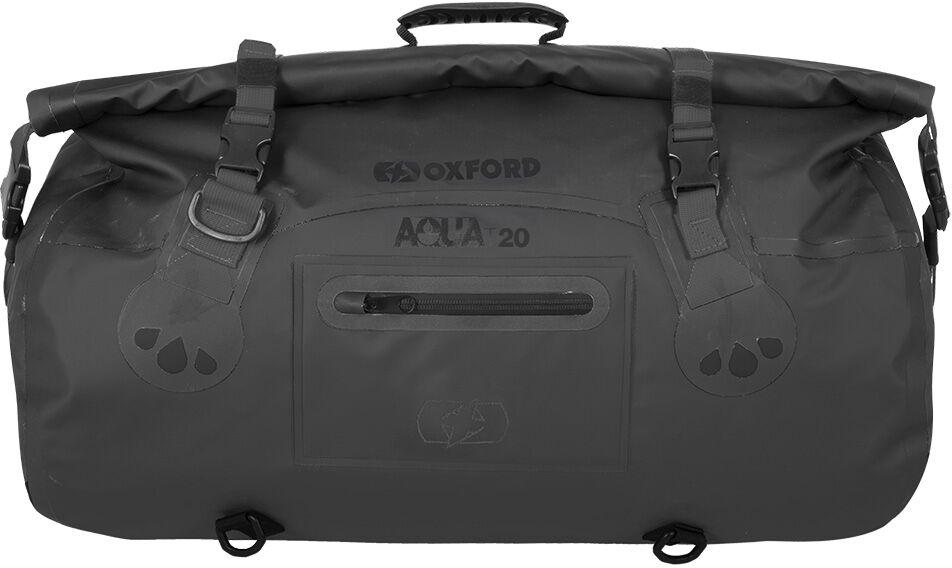 Oxford Aqua T-20 Sac de voyage de moto Noir taille : 11-20l