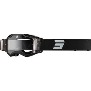 Shot Iris 2.0 Tech Roll-Off Motocross Goggles Lunettes de motocross transparent taille : unique taille - Publicité