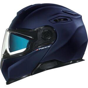 Nexx X.Vilitur Plain casque Bleu taille : L - Publicité