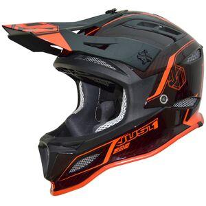 Just1 JDH Elements Mips Downhill casque Noir Rouge taille : M - Publicité