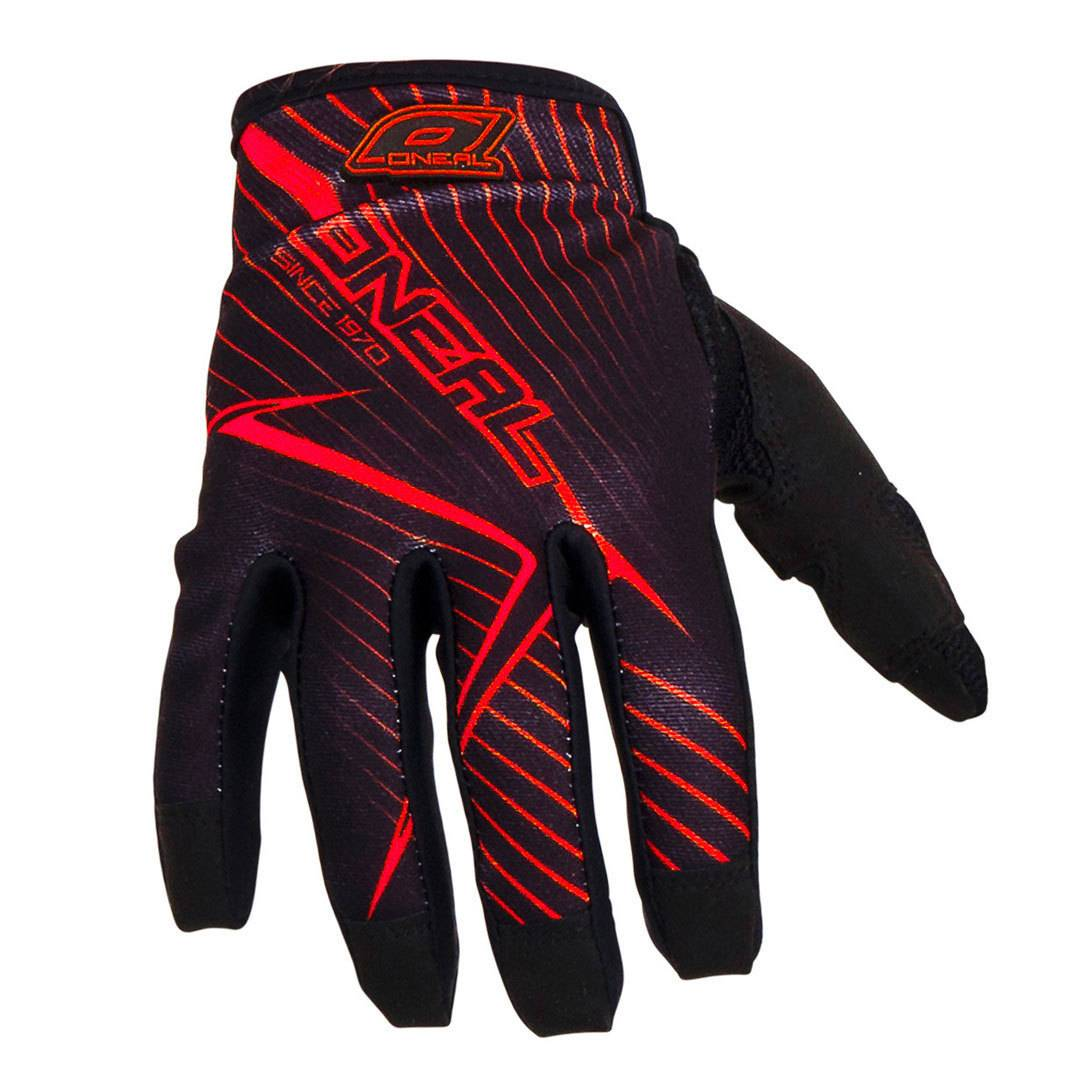 Oneal O´Neal Jump Race Gants Noir Rouge taille : 2XL