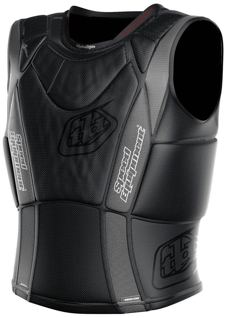 Troy Lee Designs UPV 3900 HW Gilet de protection Noir taille : S