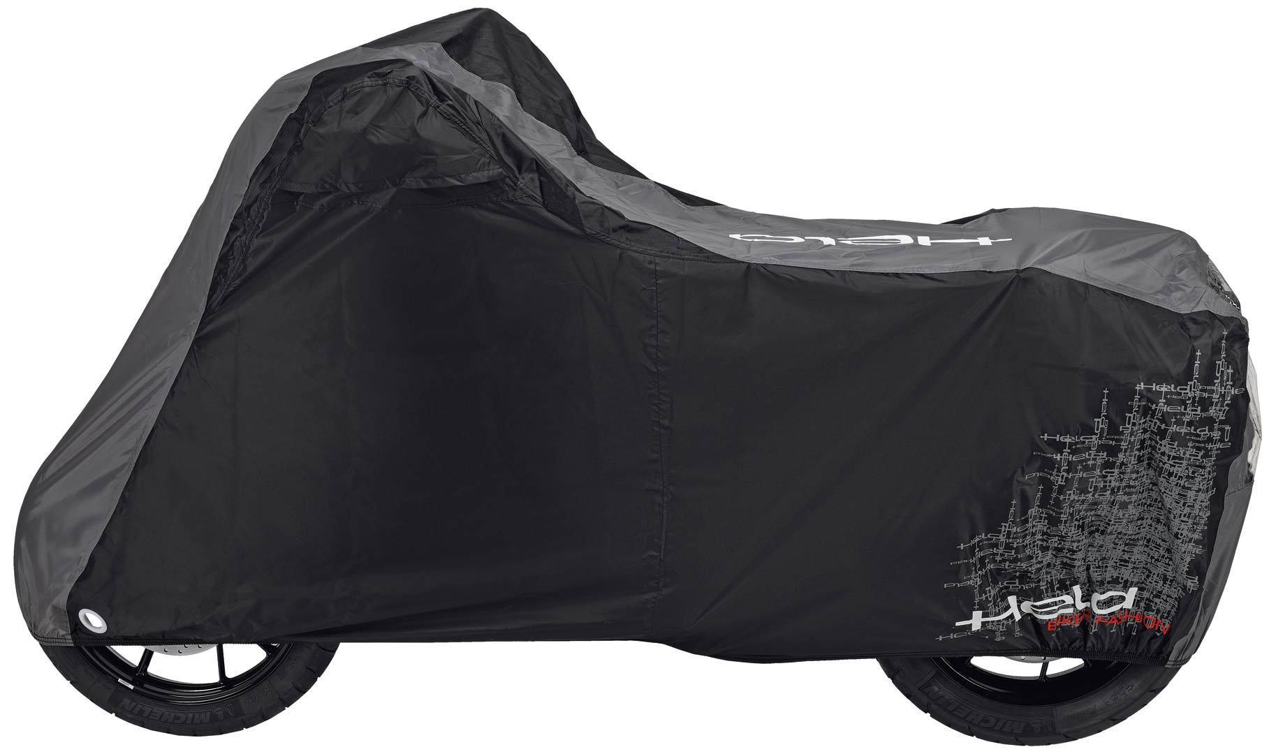 Held Advanced Housse de moto Noir taille : S