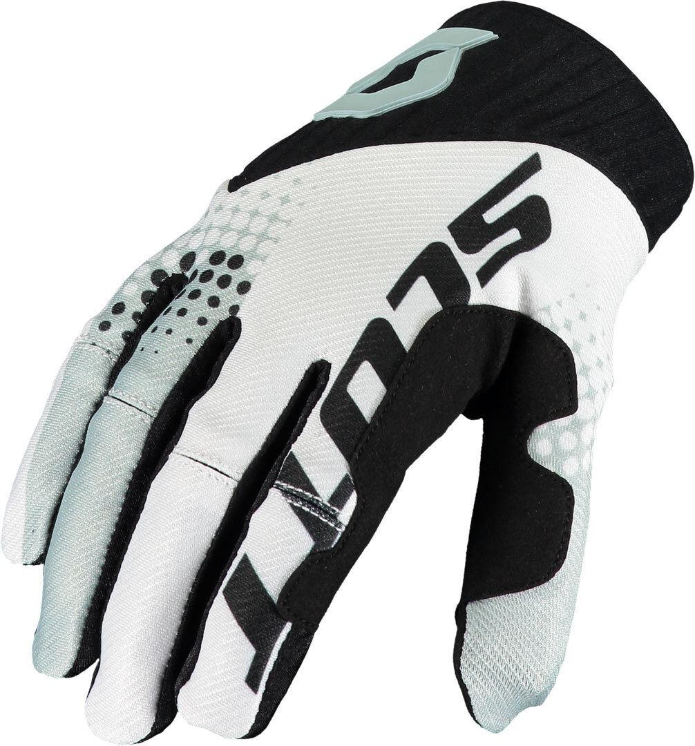 Scott 450 Angled Gant Noir Blanc taille : XL