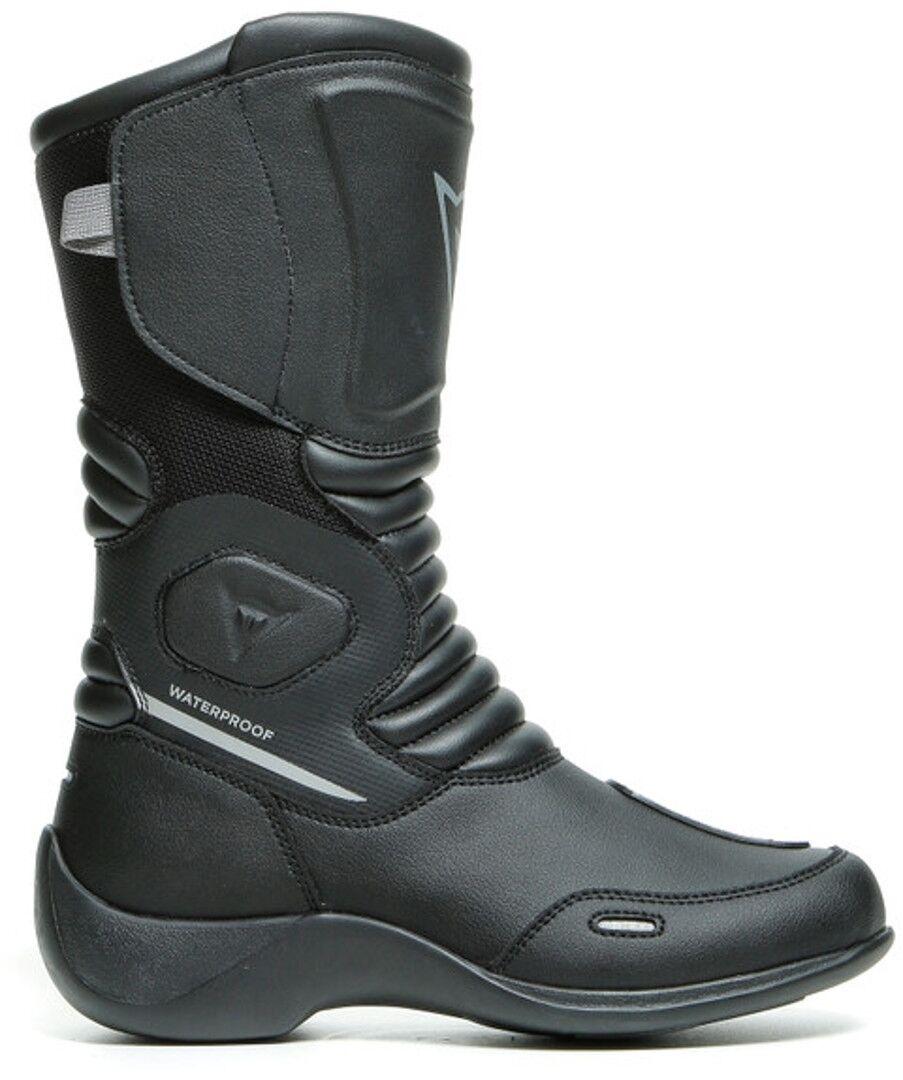 Dainese Aurora Lady D-WP bottes de moto imperméables pour dames Noir taille : 38