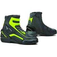 Forma Axel Bottes de moto Noir Jaune taille : 45 <br /><b>127.95 EUR</b> FC-Moto
