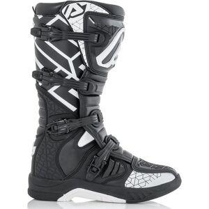 Acerbis X-Team Bottes Motocross Noir Blanc taille : 45 - Publicité