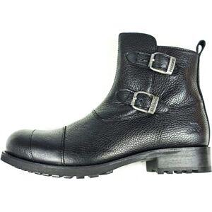 Helstons Grant Chaussures de moto Noir taille : 39 - Publicité