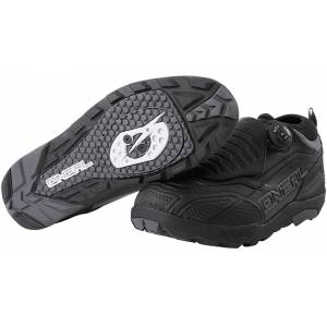 Oneal Loam WP SPD Chaussures Noir Gris taille : 44 - Publicité