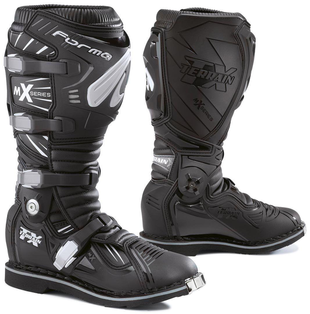 Forma Terrain TX 2.0 Bottes Motocross Noir taille : 49