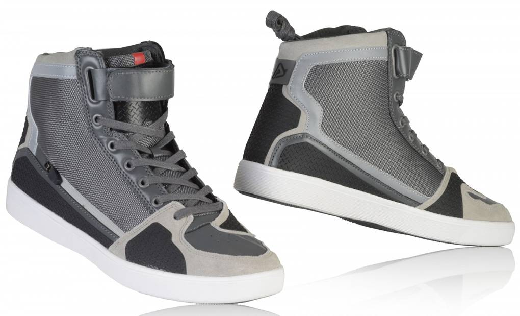 Acerbis Key Shoes Chaussures Gris taille : 42