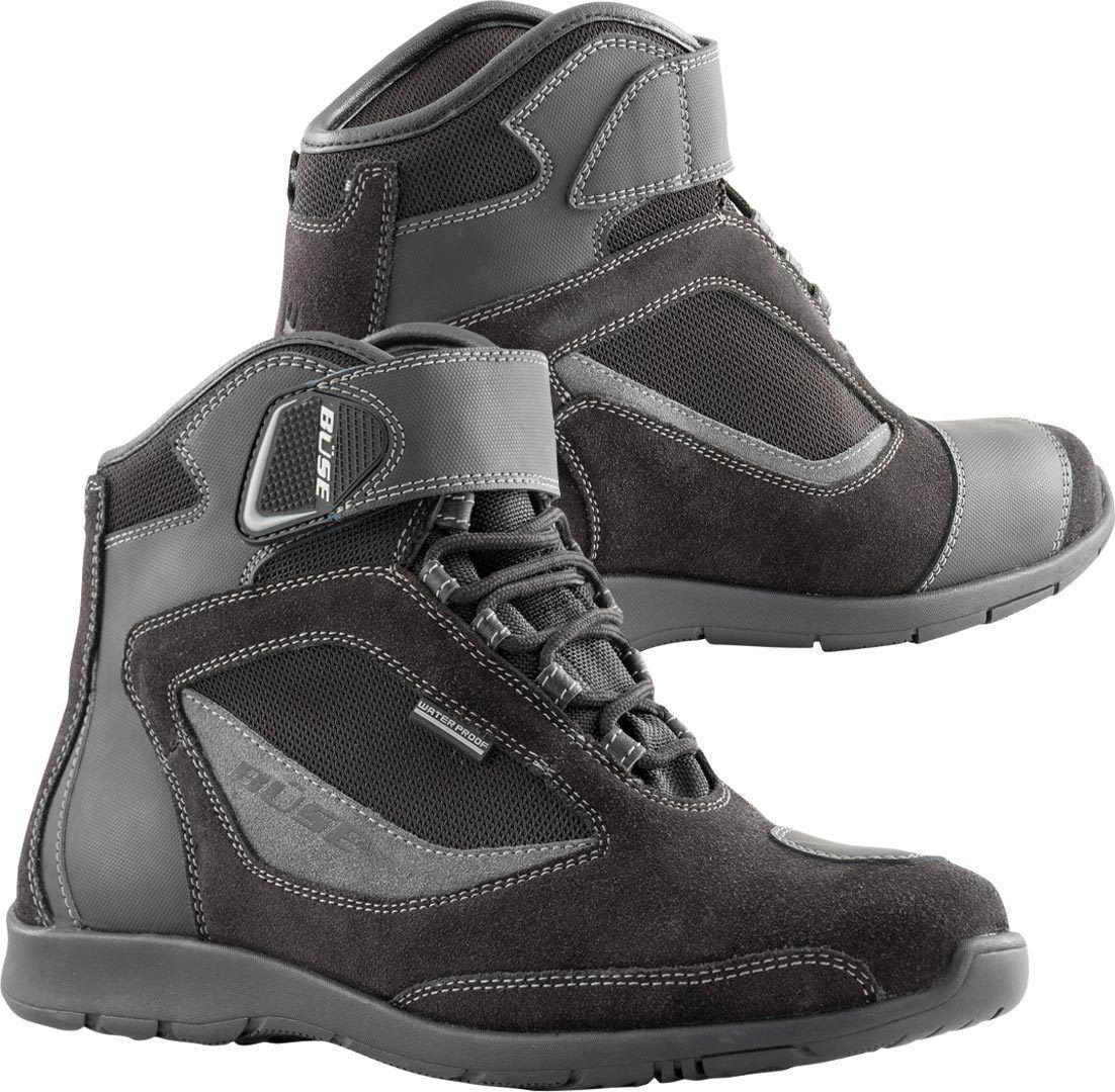 Büse B55 Chaussures de moto Noir taille : 43