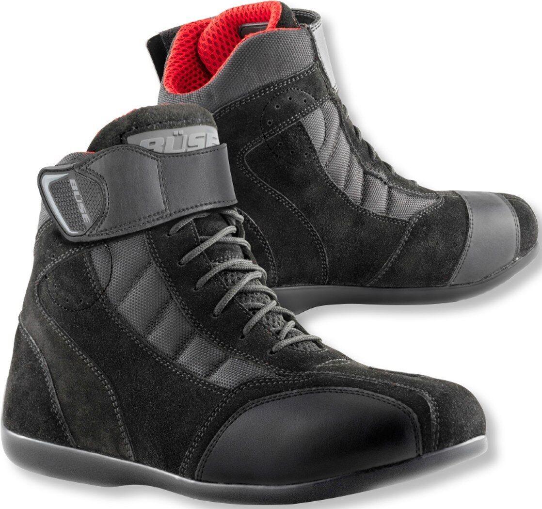 Büse B56 Chaussures de moto Noir taille : 44